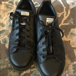 Adidas Stan smith black sneakers